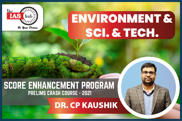 SEP - Envt and Sci & Tech