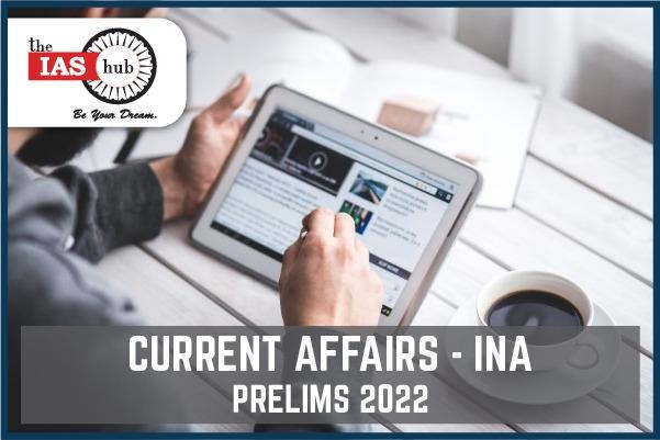 Intensive News Analysis Prelims 2022