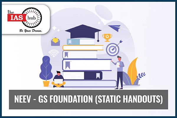 Neev GS Foundation : Static Handout