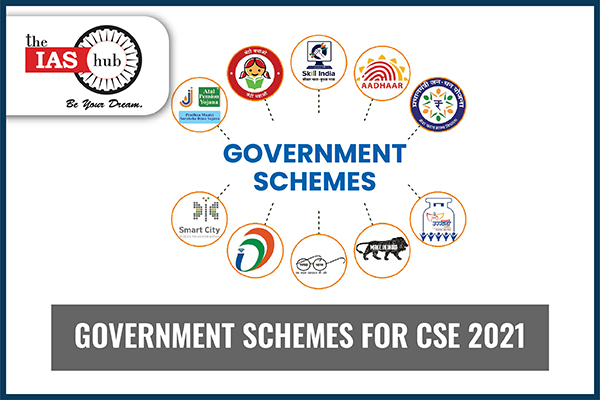 Government Schemes for CSE 2021
