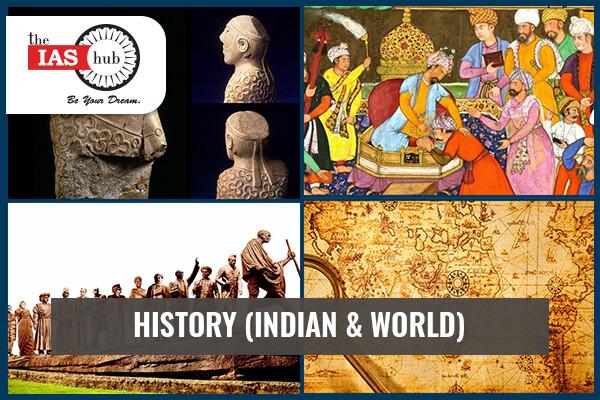 History (Indian & World)