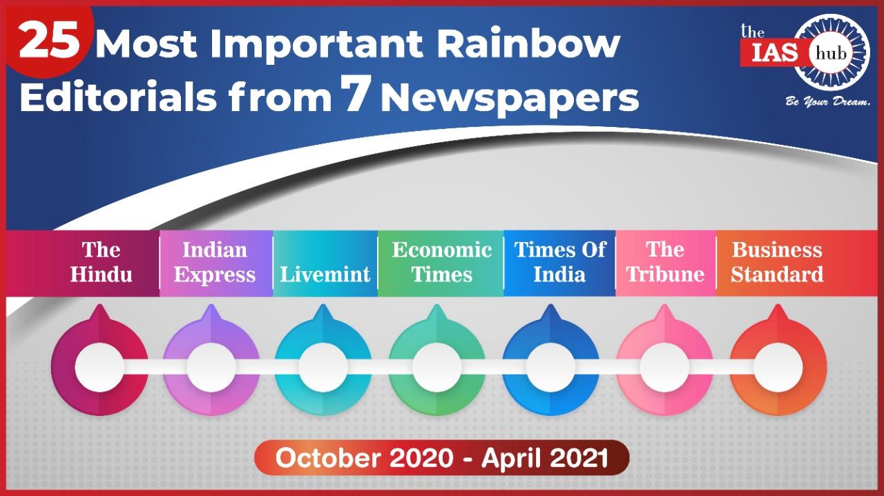 Rainbow Editorial (Oct - Apr)
