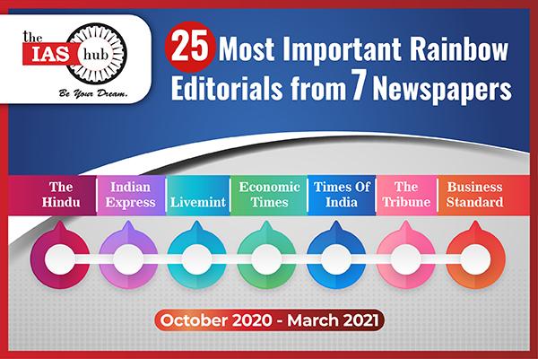 Rainbow Editorials (Oct - Mar)