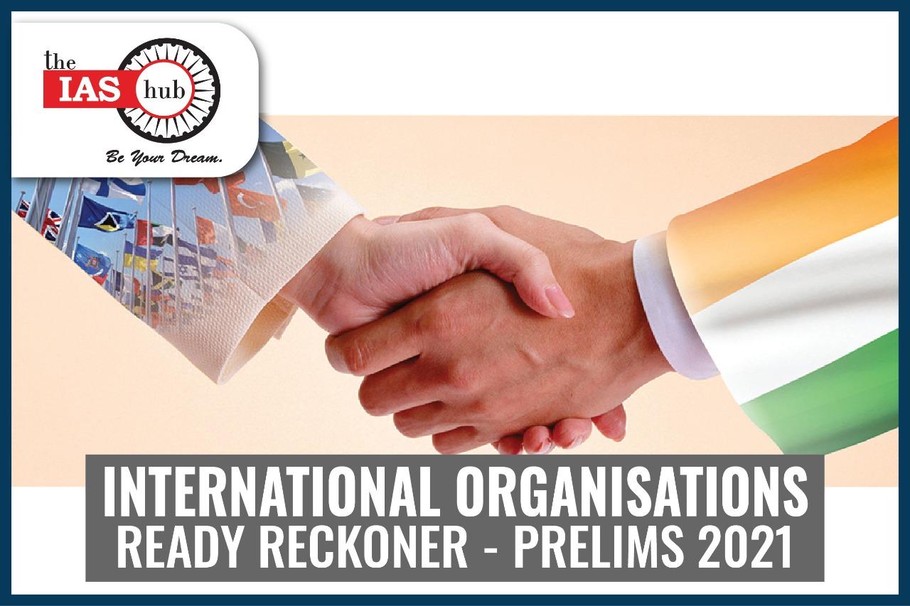 IR - Ready Reckoner Prelims 2021