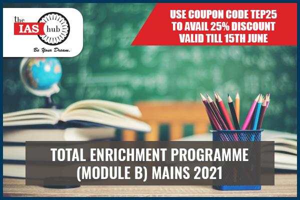 Total Enrichment Programme  Module B