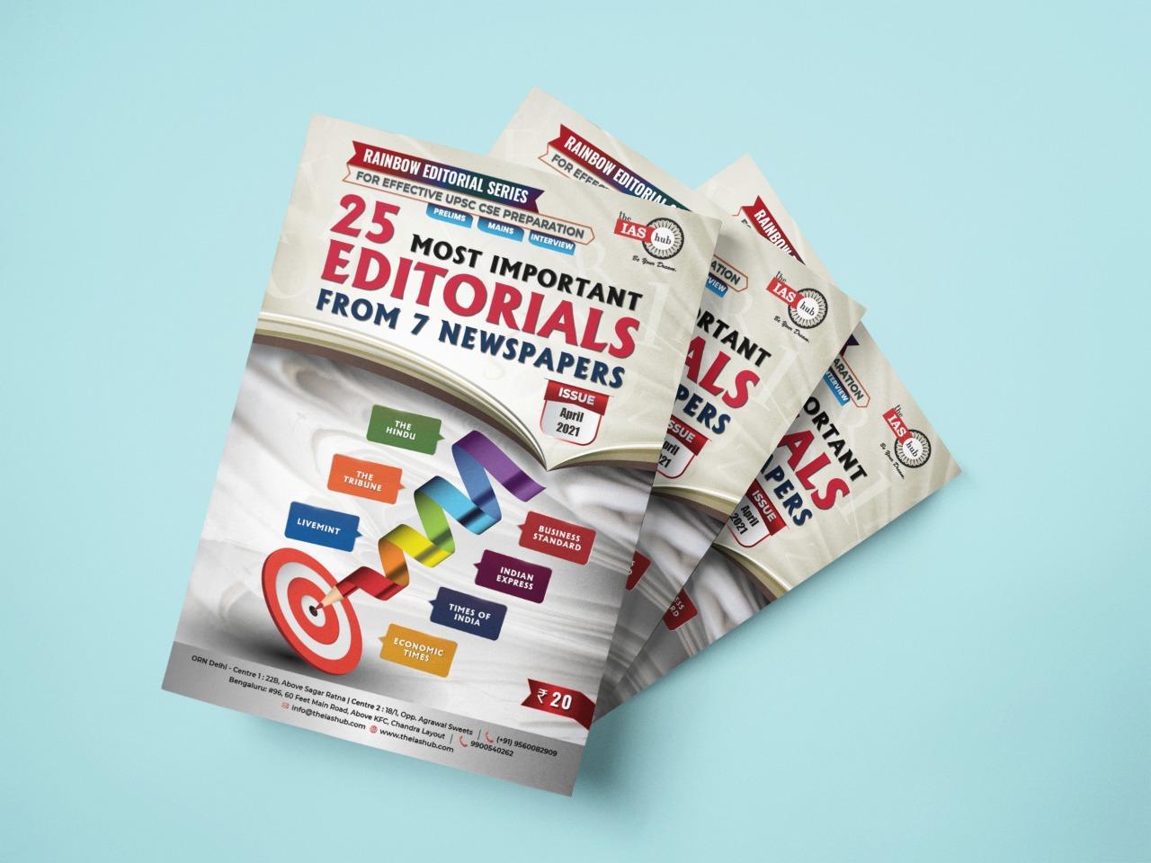 Rainbow Editorials - Image